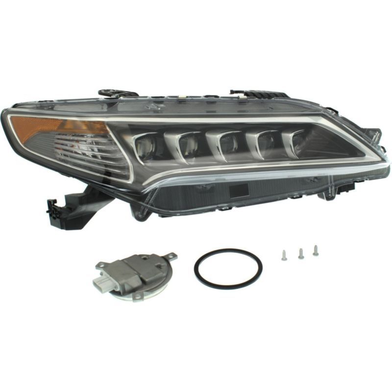 2015-2017 Acura Tlx 2.4L 3.5L Headlight Assembly