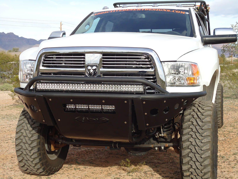 2010 up dodge ram 2500 3500 front hd standard front bumper