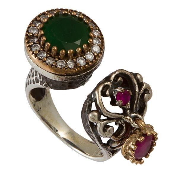Silver Turkish Platinum: Ring & Turkish Wholesale