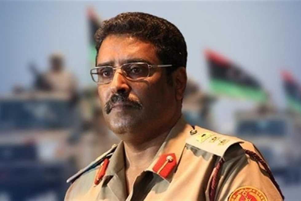 صرح المتحدث باسم القائد العام للجيش الوطني الليبي أحمد المسماري أن السلاح الرئيسي الذي تستخدمه قوات حكومة الوفاق في المعارك بمدينة طرابلس هو ال Men Libya Pilot