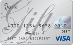 Sign In To Vanilla Visa Gift Card Account With Images Visa
