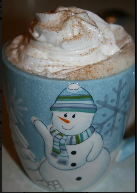 Snowflake Hot Cocoa-This is for the slow cooker! Howfabulousand great for my open house or any office party.