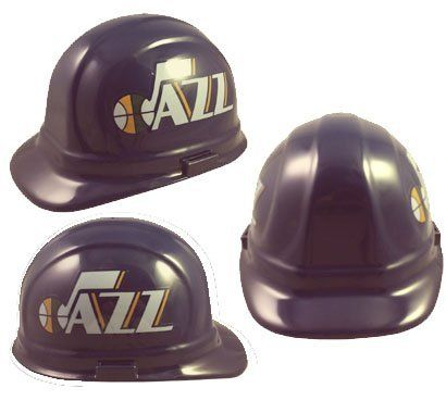 37b8ee2d06a Wincraft NBA Basketball Ratchet Suspension Hardhats Utah Jazz Hard Hats      See this great product.