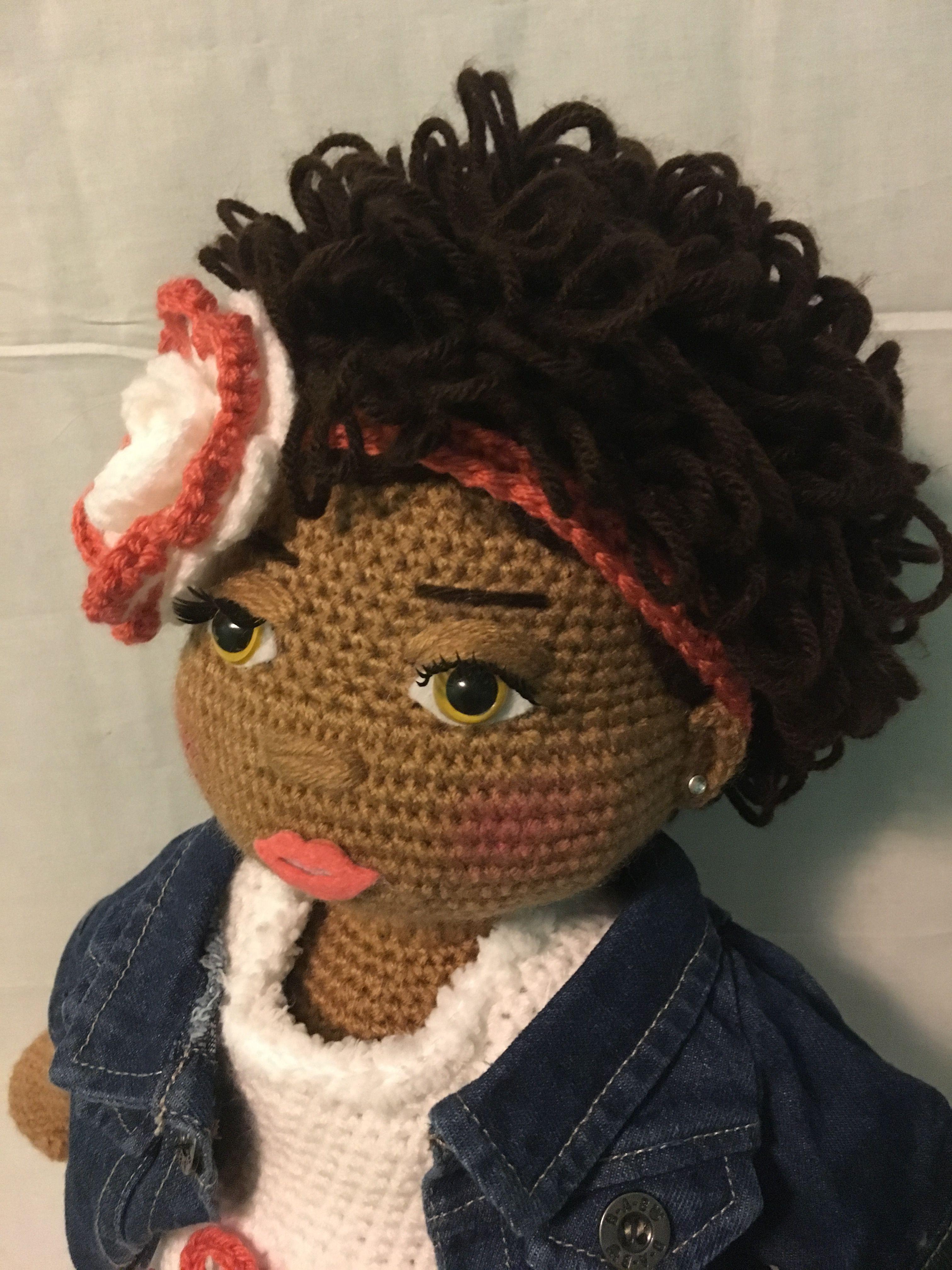 Boneca amigurumi/ boneca crochê no Elo7 | Novelo de ideias Ateliê ... | 4032x3024