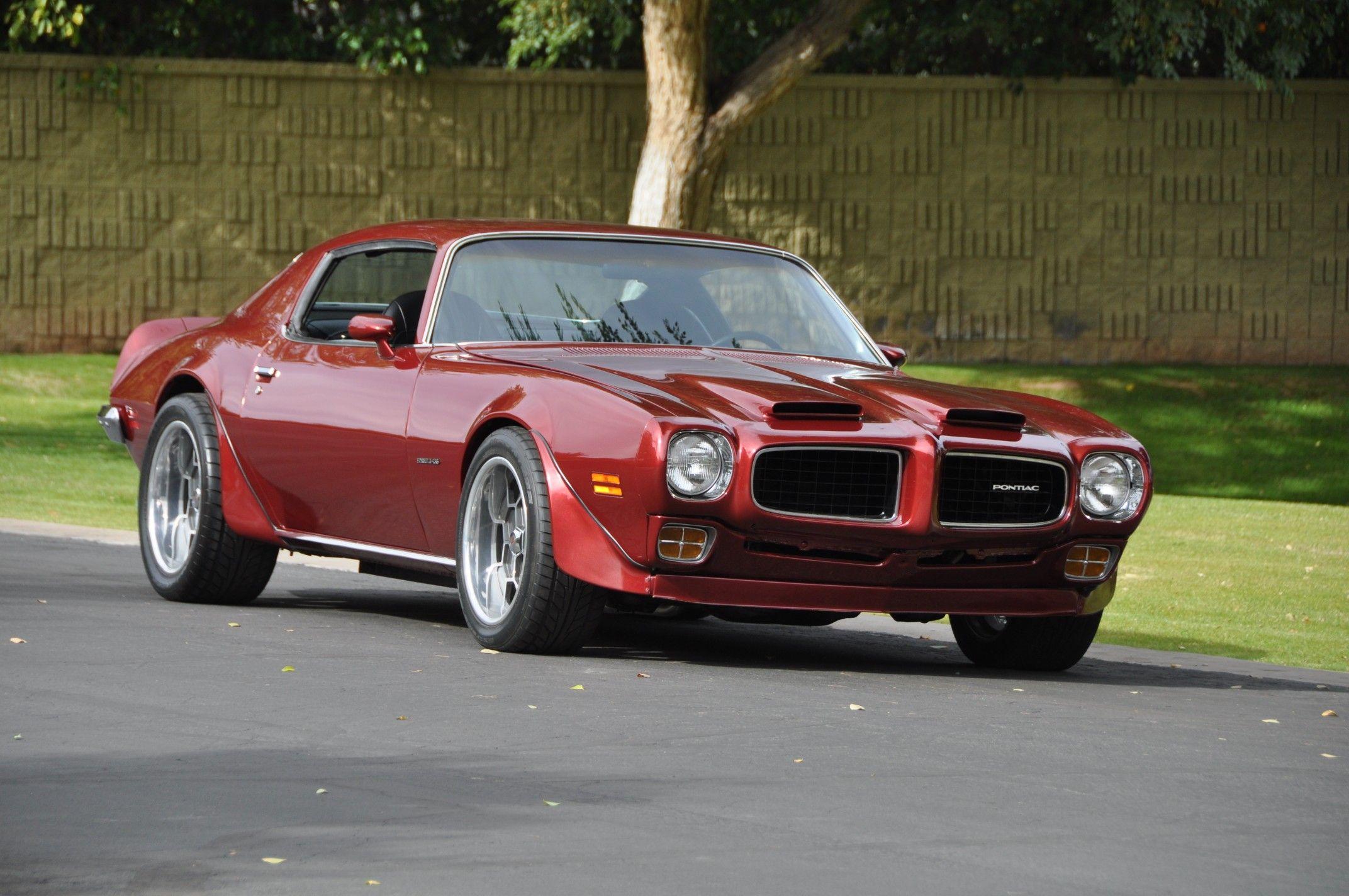 1973 Pontiac Firebird Formula 455 Source Russo And Steele