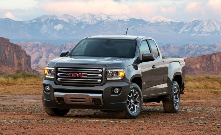 2015 Gmc Canyon Z71 Gmc 2016 Gmc Canyon Gmc Canyon Gmc Trucks