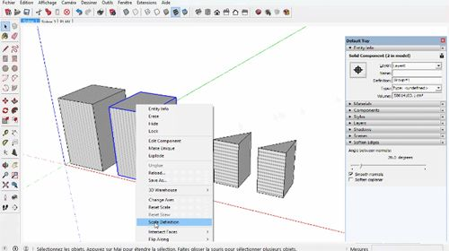 Suforyou Has Developed S4u Scale Definition For Sketchup This Exclusive Sketchup Extension Is Compatible With Sketchup 20 Scale Definition Definitions Plugins