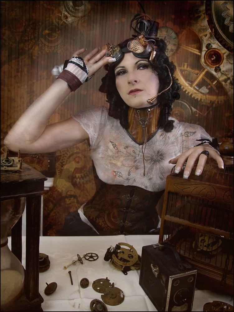 Pure Steampunk de Morticia Noir