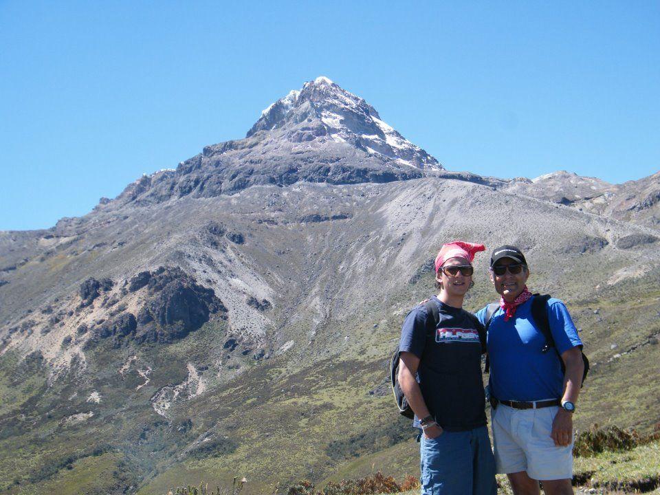 disfruto la montaña!!