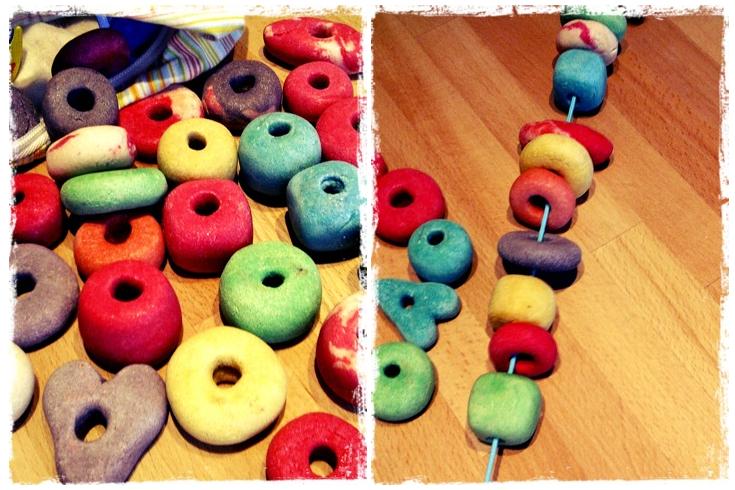 Maja juli salzteig spiel und perlen kids diy plays for Geschenke aus salzteig