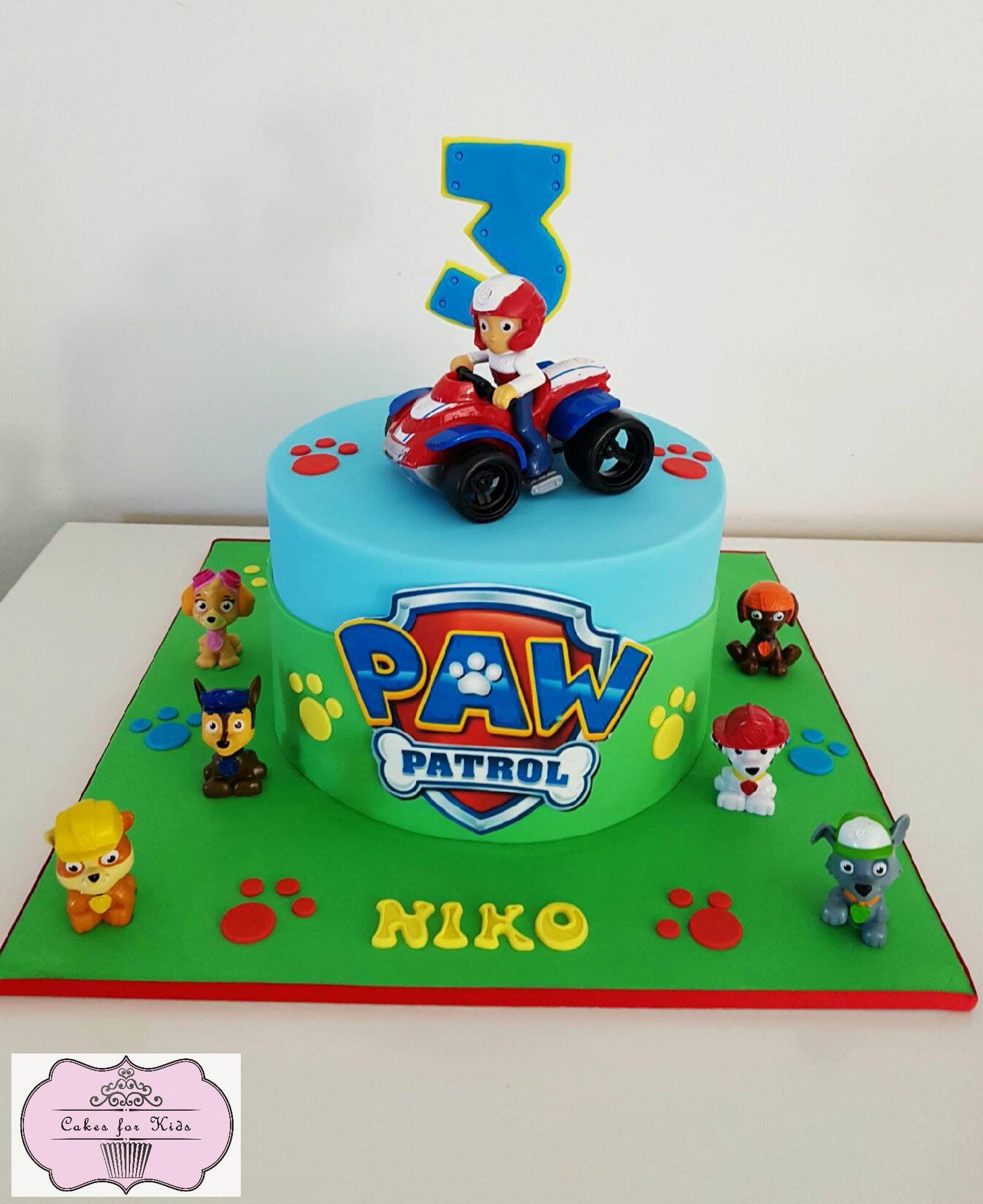 Sensational Pin By Jessie Mandsager On Cakes Paw Patrol Paw Patrol Birthday Personalised Birthday Cards Beptaeletsinfo