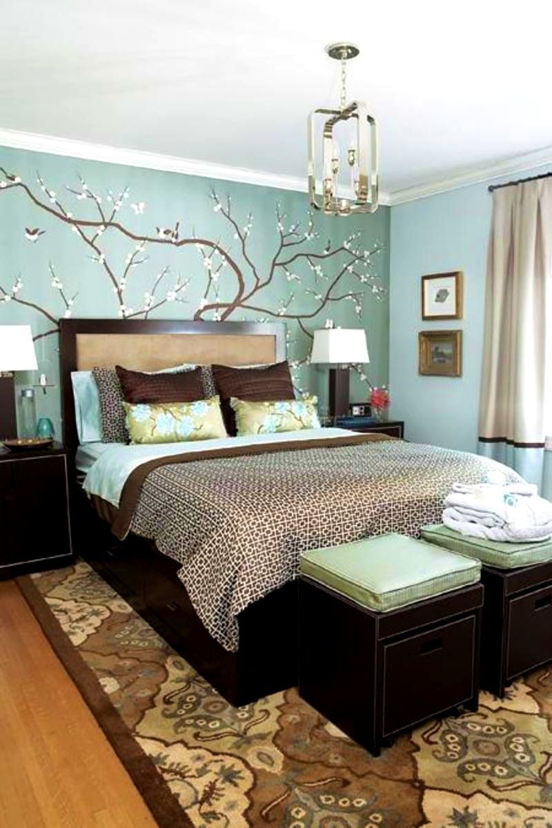 Image Result For Duck Egg Blue And Black Bedroom Ideas