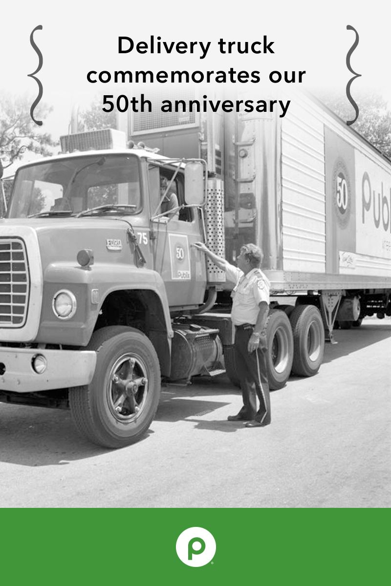 The year 1980 was significant in Publix historyour 50th