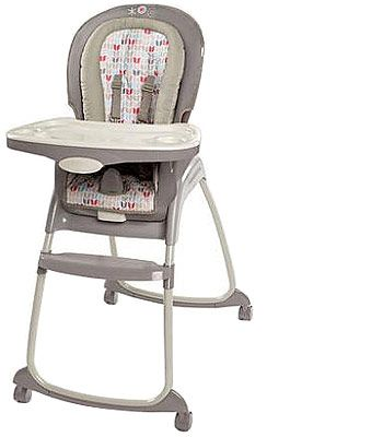Ingenuity Trio 3 In 1 Deluxe High Chair Ashton High Chair