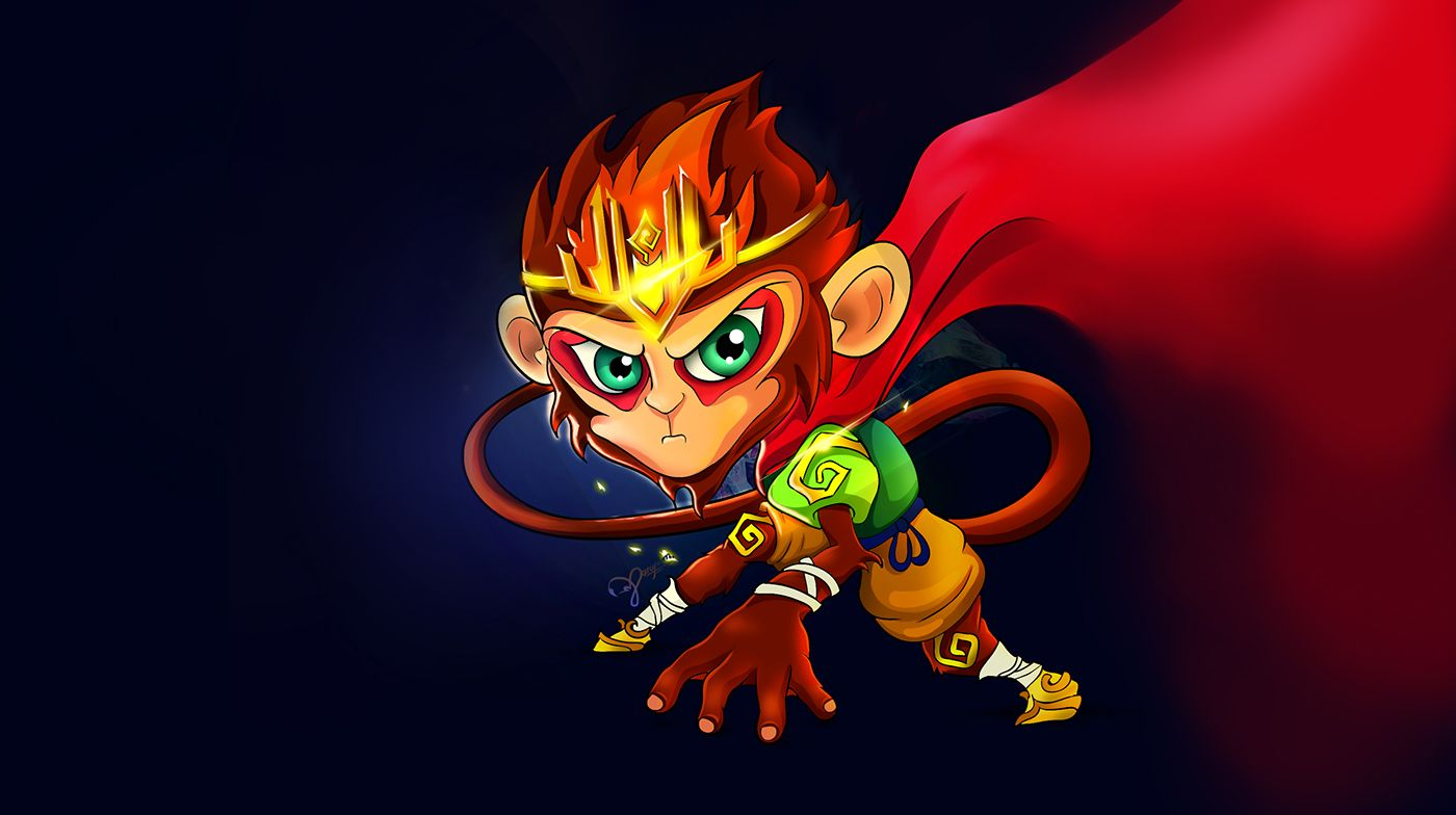 App icon on behance with images monkey art monkey