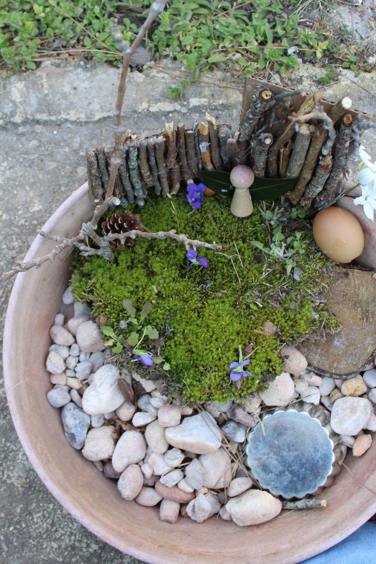 Ideas For A Super Simple Diy Fairy Garden Kids Fairy 640 x 480