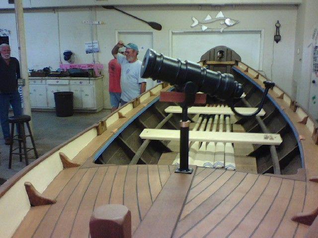 DeSoto Longboat (M) - Florida Gulf Coast TSCA