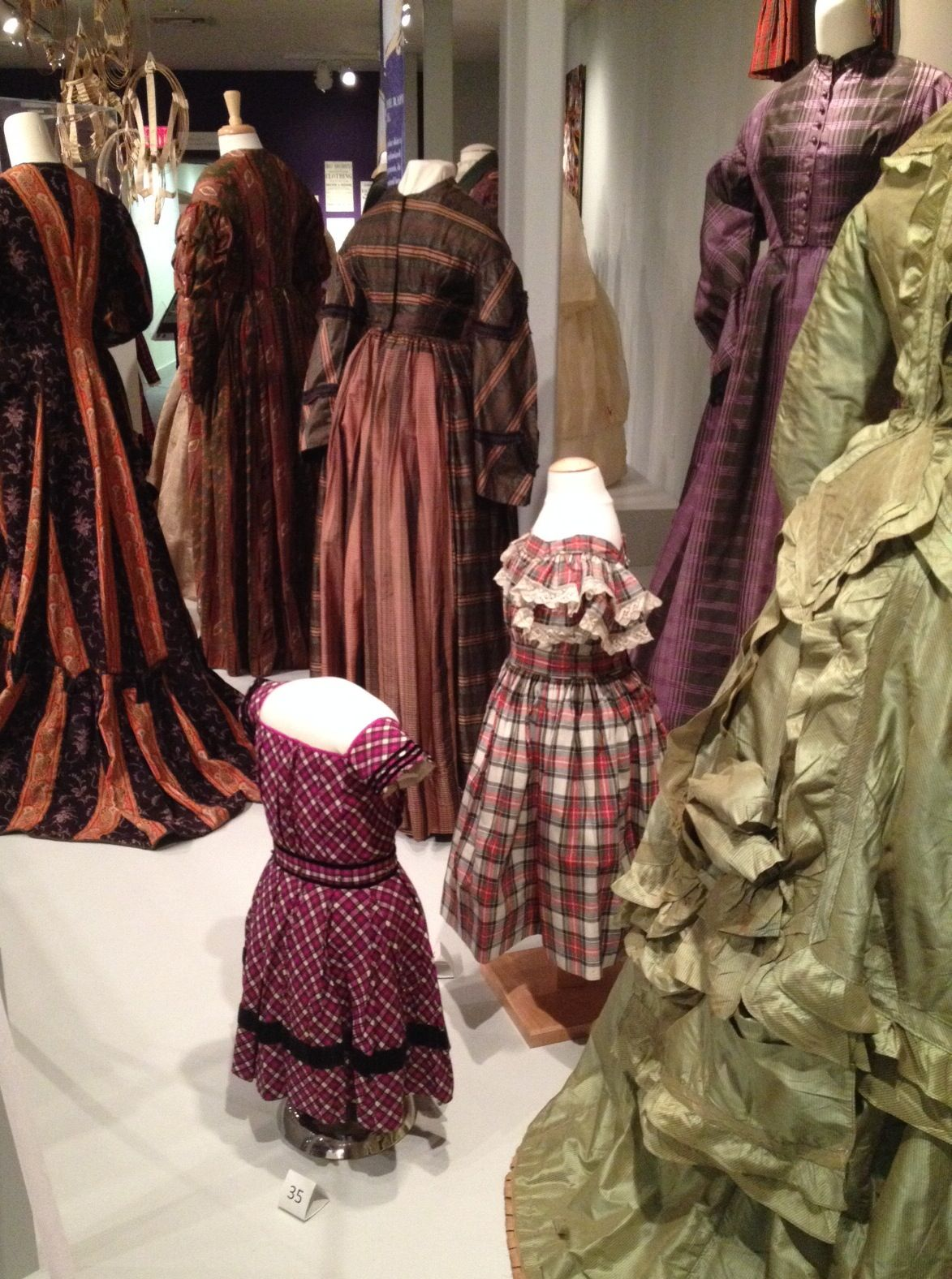 At 'Profiles: Chester County Clothing of the 1800s' you will be warmly greeted! #chestercountyhistoricalsociety