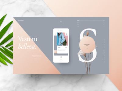 Direccion De Arte Digital Curso Online De Domestika 1 Web Inspiration Web Design Web Design Inspiration
