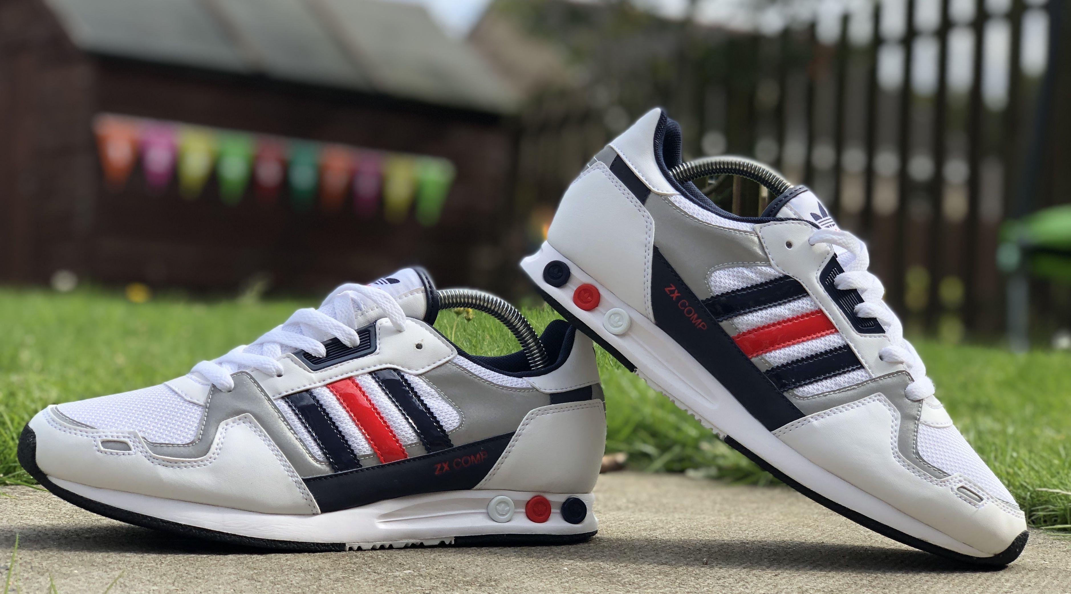 digestión Aspirar Sueño áspero  Adidas ZX Comp | Adidas zx, Adidas, Adidas sneakers