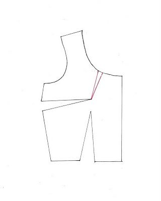 The Naked Seamstress: Tutorial: Gaping Necklines