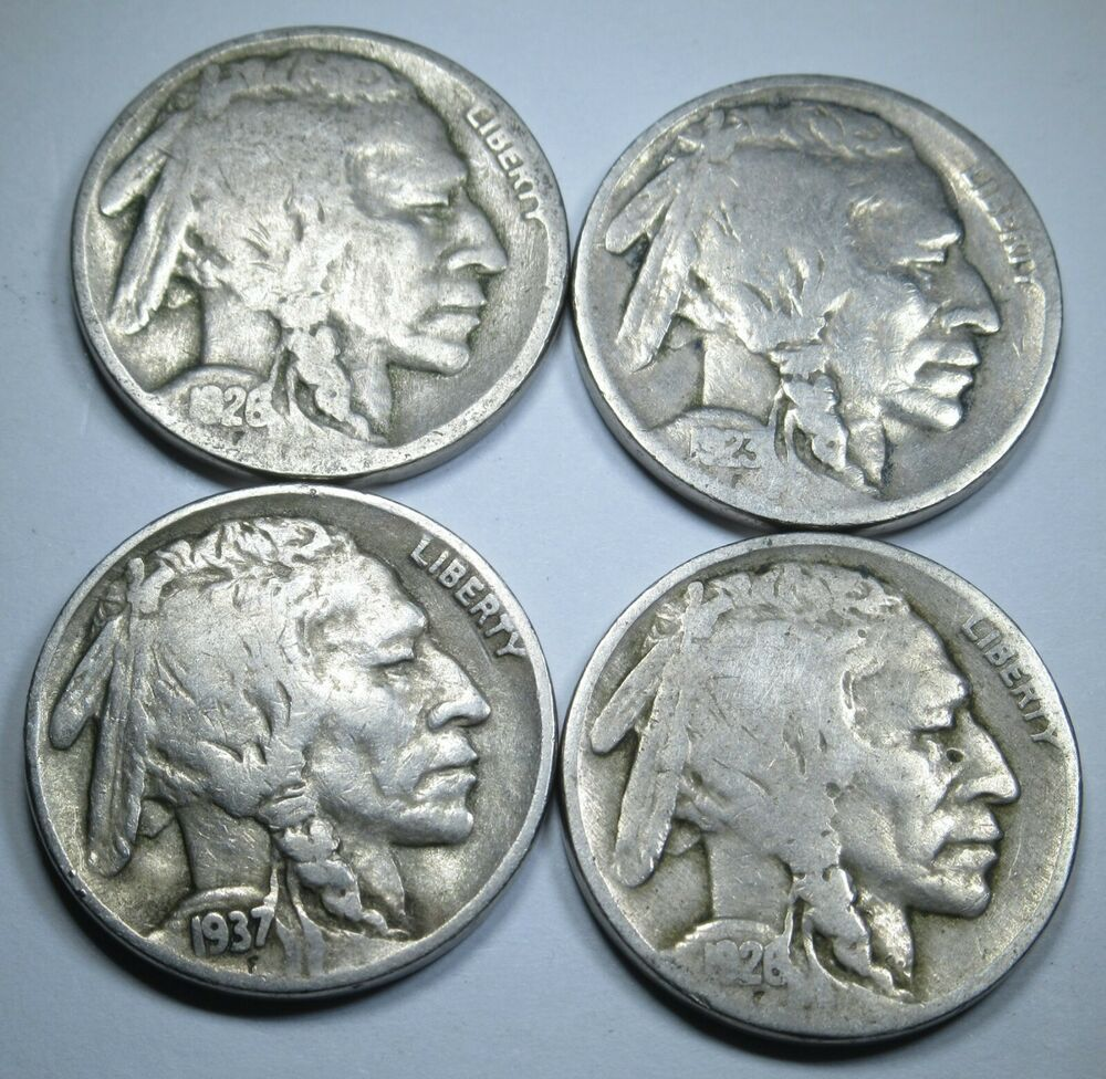 5 cent buffalo coin worth