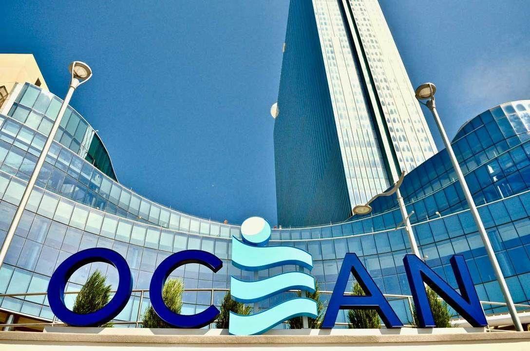 New Atlantic metropolis casino Ocean hotel, formerly Revel