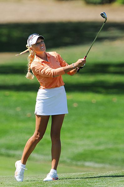 Cool Pro Golfer Weighs In On New Dress Code That Forbids Revealing Outfits