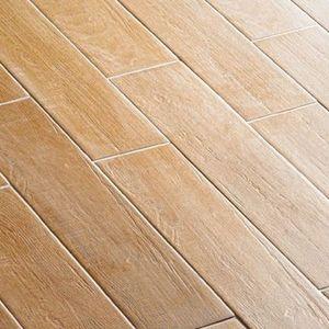 Pavimento lumber b cherry 14 5x67 5 gres porcelanico - Ceramico imitacion madera ...