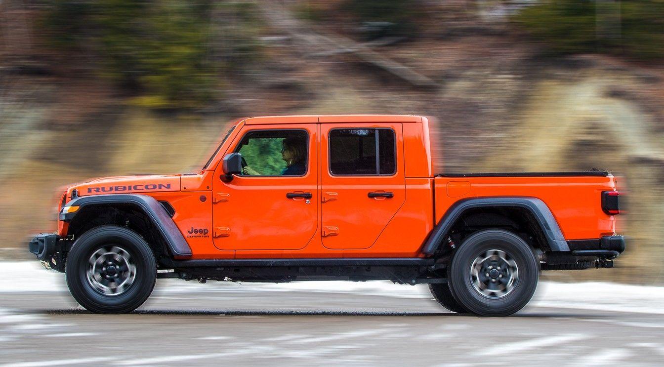 Jeep Pickup 2020 Specs Specs di 2020