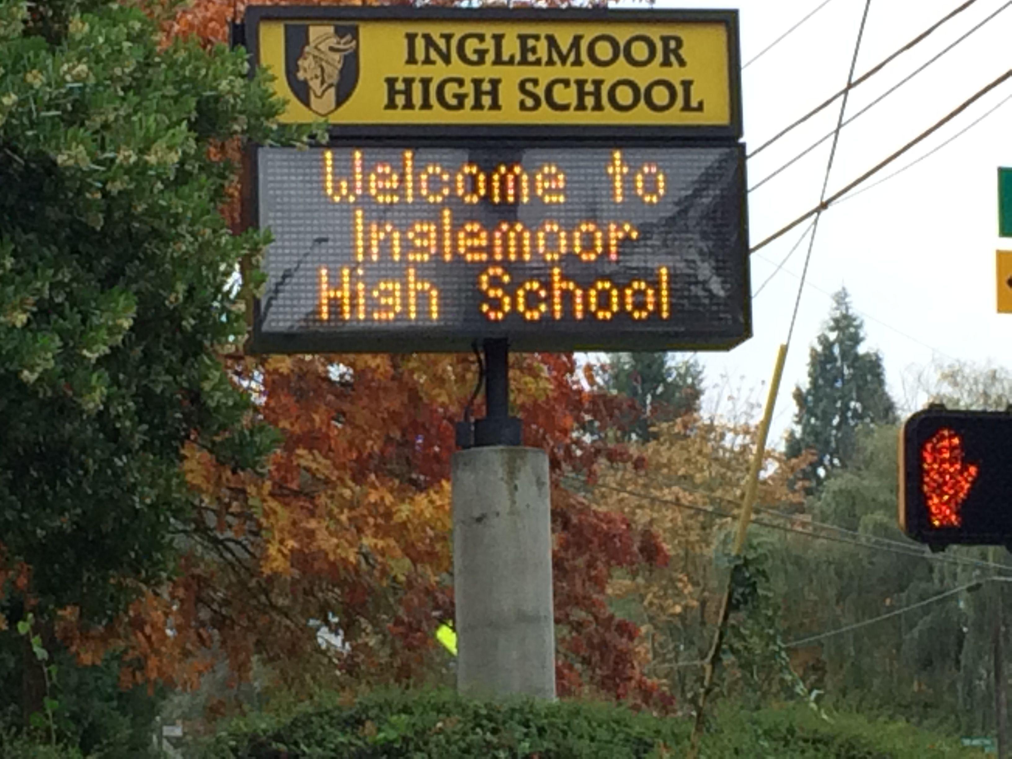 homes close to Inglemoor HS in Kenmore WA