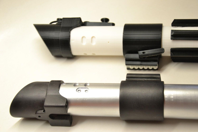 3d printed Darth Vader ANH inspired lightsaber hilt 20 pcs kit by Have1too on Etsy