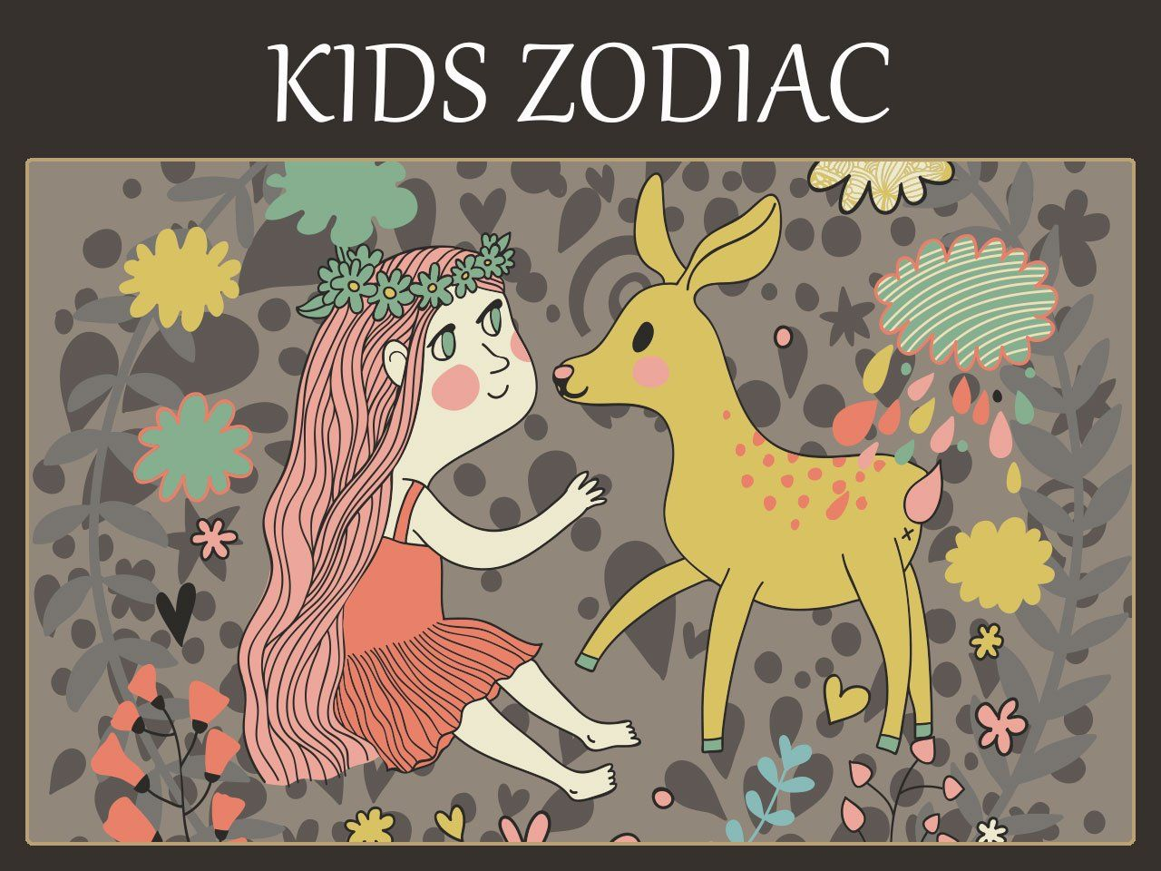 Astrology Amp Zodiac Signs For Kids