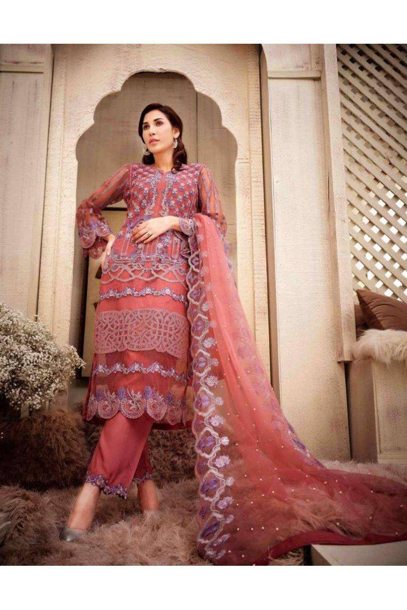 b4bdfd6d70 Upper Crust Premium Chiffon Collection By Tawakkal Fabrics 4334  https://www.meemfashions