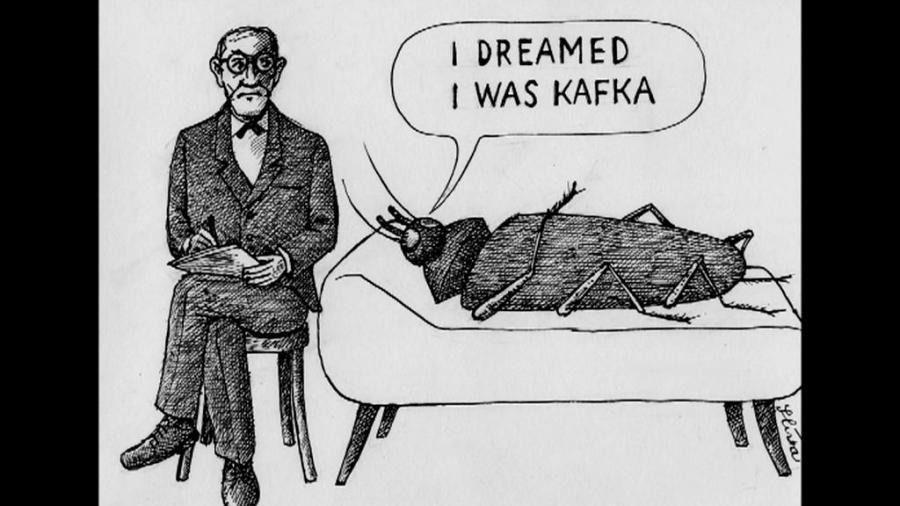 Franz Kafka Proměna - Jiří Slíva