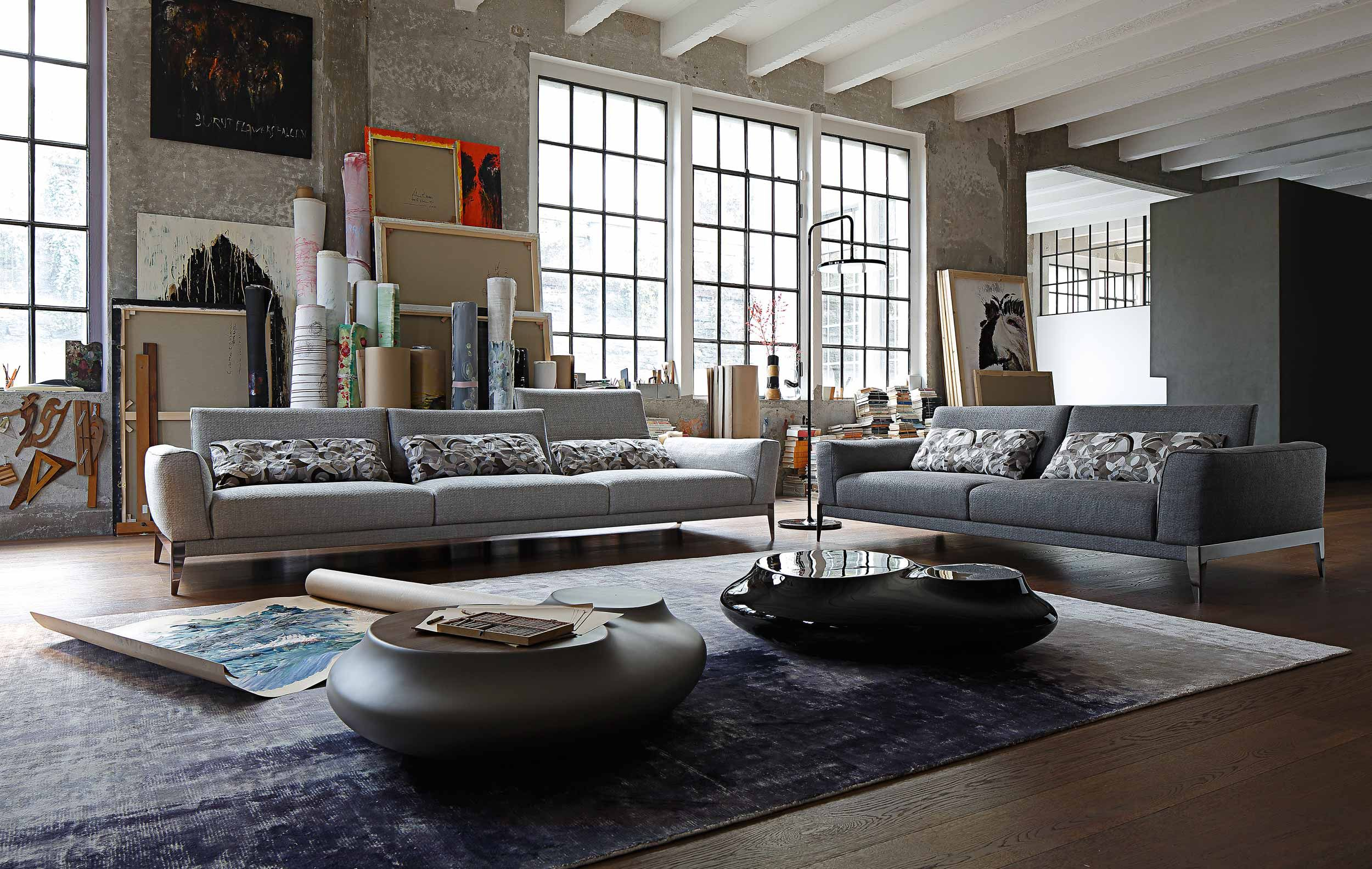 Roche Bobois Player Sofa