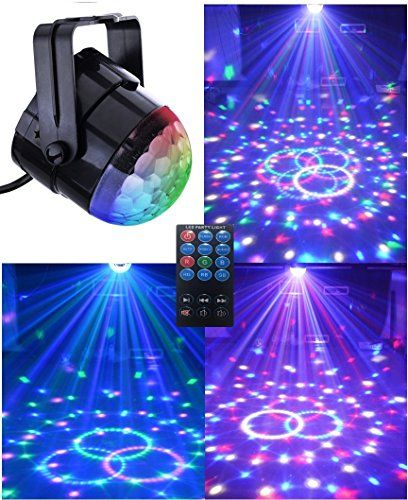 superdiscount comwinn disco lights strobe light disco ball dj lights