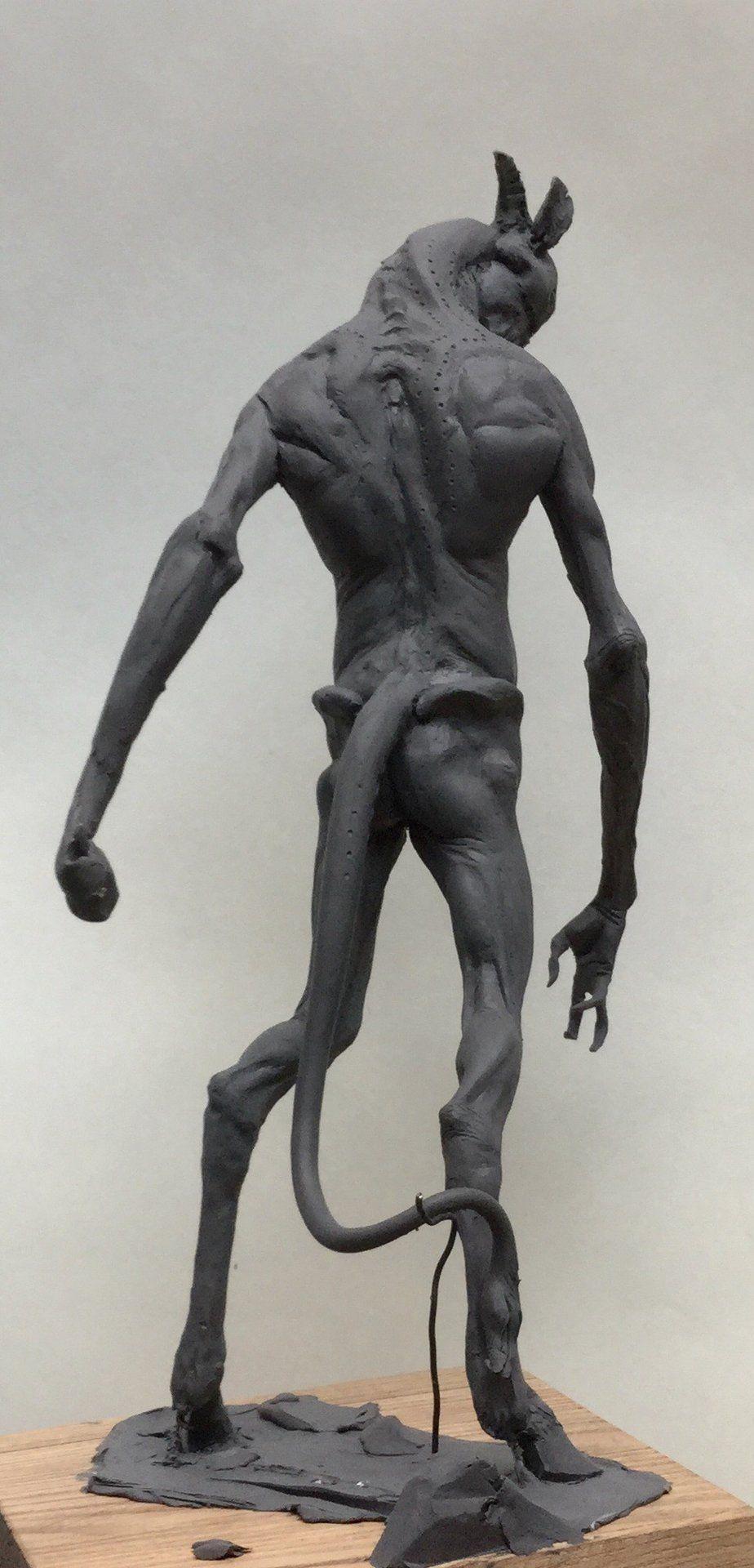 ArtStation - Monster sketch , Tomek Radziewicz