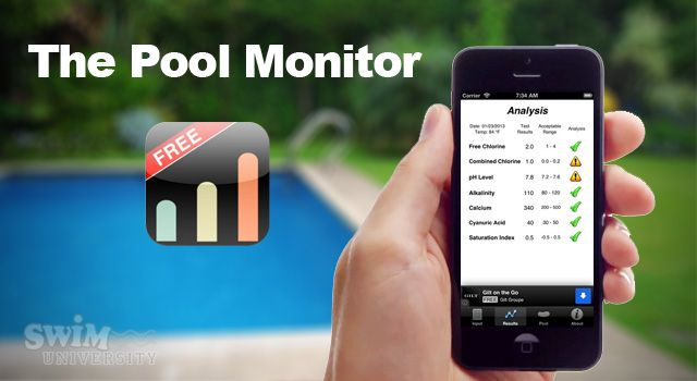 20 Useful Smartphone Apps for Pools and Hot Tubs | Swimming Pool ...