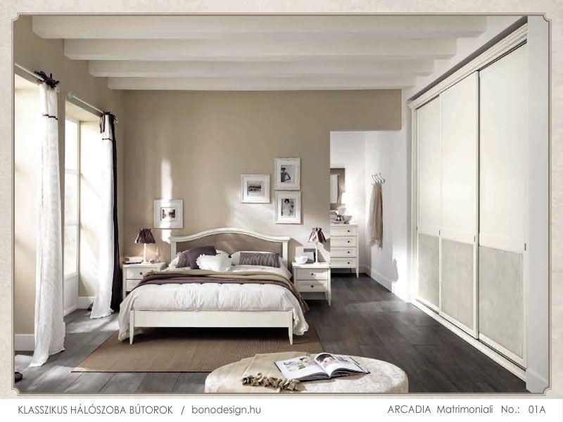Colombini olasz klasszikus hálószoba bútor Otthon