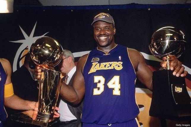 Throwback: @Lakers Go 15-1 During 2001 Playoffs, Repeat As #nba Champions https://shar.es/1287Xc