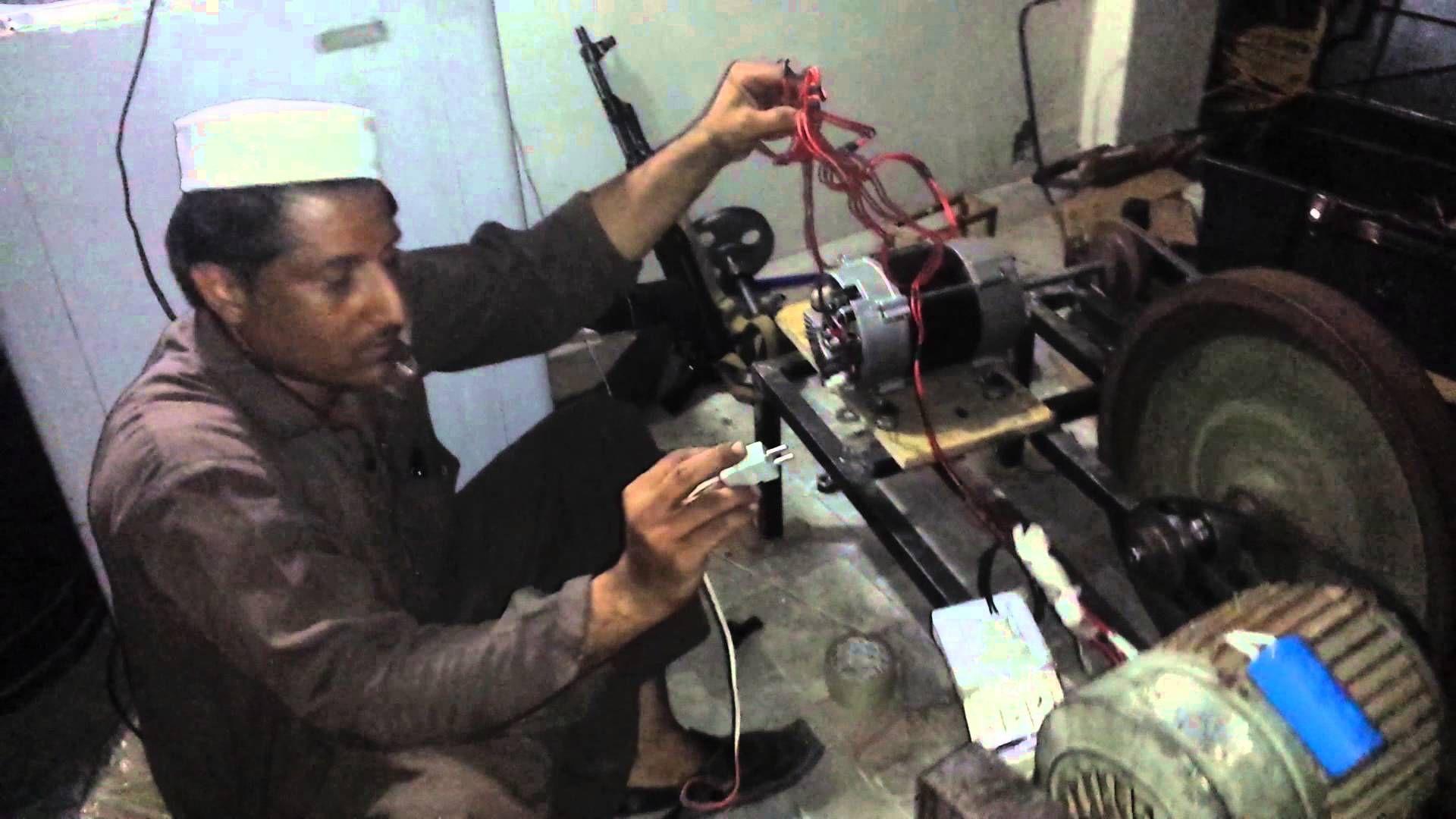 Free Energy Generator Self Runing From Pakistan Kpk Noman Shah Statorwiringdiagram Stator Wiring Diagram Http Wwwmopedarmycom Afrid