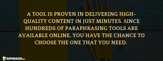 Choose The Best Rewriting Software Myself Essay Generator English Paraphrase