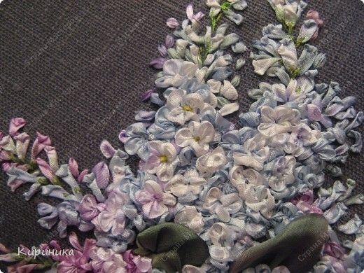 Картина, панно, рисунок Вышивка: несколько последних работ вышивка лентами Ленты. Фото 8