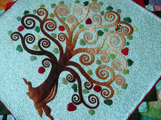 17_The Apple Tree | Best Apple tree ideas : apple tree quilting - Adamdwight.com