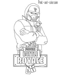 Fortnite Battle Royale Coloring Page Abstrakt Coloring Pages For Boys Free Coloring Pages Coloring Books