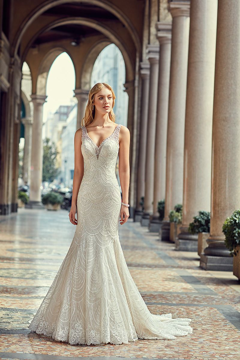 Milano Style MD245.- Find gown @ De Ma Fille Bridal in Ft. Worth ...