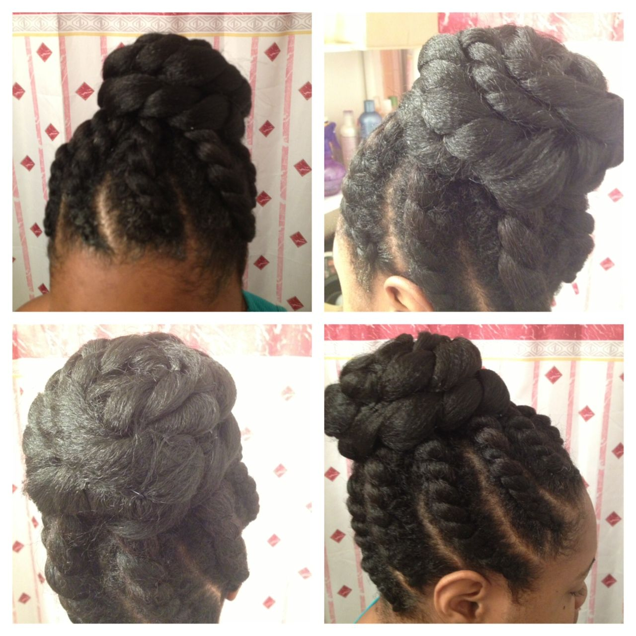 Havana twist updo as i continue stretching my relaxer im havana twist updo as i continue stretching my relaxer im really beginning pmusecretfo Choice Image