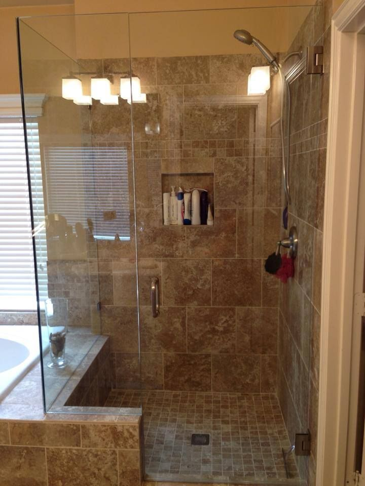 Frameless With Door Buttress Panel And Return Panel Frameless Shower Enclosures Shower Doors Frameless Shower