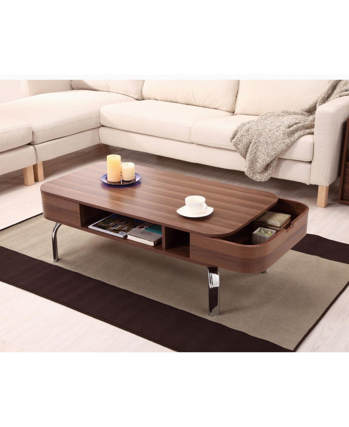 19++ Walnut coffee table with storage trends